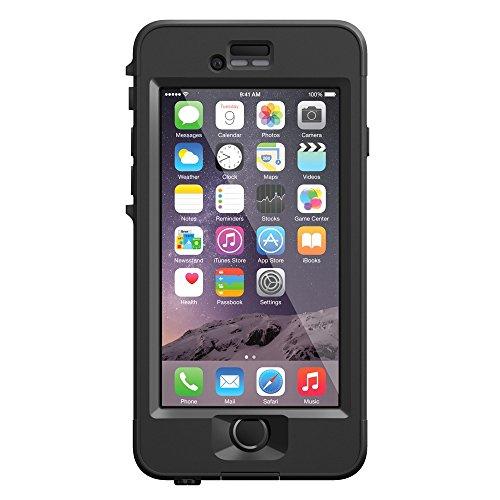 【日本正規代理店品・iPhone本体保証付】LifeProof 防水 防塵 耐衝撃ケース nuud for iPhone6 対応 4.7インチ Black 77-50307