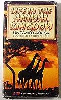 Life in the Animal Kingdom: Untamed Africa Volumes 1 & 2 [VHS] [並行輸入品]
