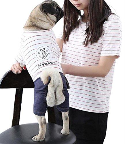 Banly Shop お揃いウェア <ペアルック わんちゃんとお揃い>犬用 ...
