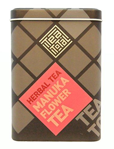 Tea Total マヌカフラワーティー 60g入り 缶タイプ