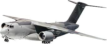 青島文化教材社 1/144 航空機シリーズ No.3 航空自衛隊 C-2 輸送機 プラモデル
