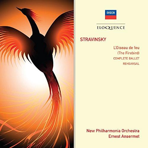 Stravinsky: the Firebird-Performance & Rehearsal