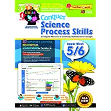 Conquer Science Process Skills Upper Block 5/6 with GenieBook