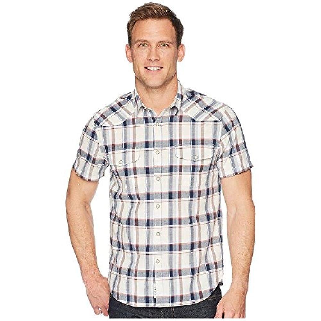 打ち上げるコンテンポラリー衝突する(ラッキーブランド) Lucky Brand メンズ トップス 半袖シャツ Short Sleeve Santa Fe Western Shirt [並行輸入品]