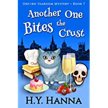 Another One Bites the Crust (Oxford Tearoom Mysteries ~ Book 7)