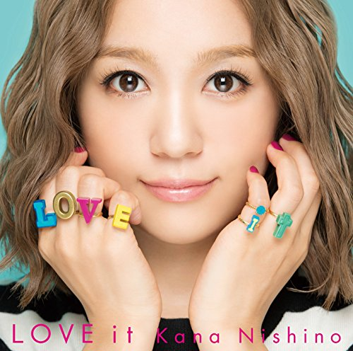 西野カナ (Kana Nishino) – LOVE it [MP3 320 / WEB] [2017.11.15]