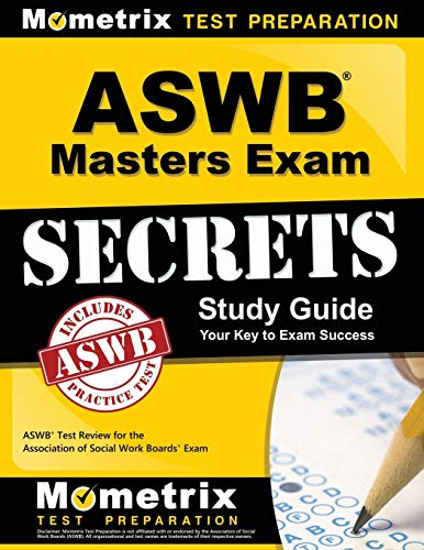 Download ASWB Masters Exam Secrets: ASWB Test Review for the Association of Social Work Boards Exam 1609712218