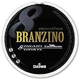 ダイワ(Daiwa) PEライン モアザンセンサー ブランジーノ 8ブレイド +Si 210m 1.5号 マルチカラー