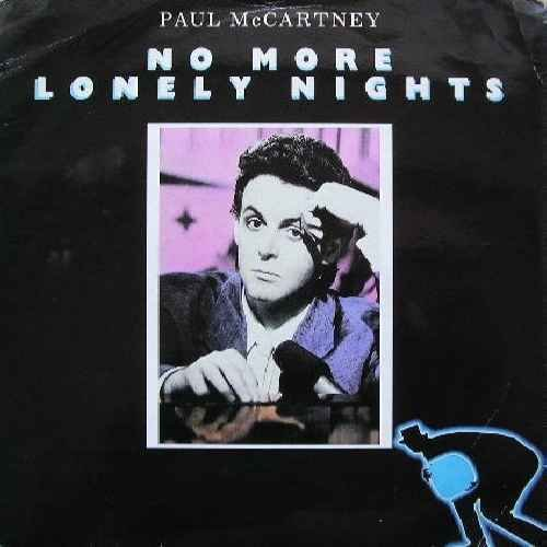 No More Lonely Nights (Ballad) / No More Lonely Nights (Playout Version) - Paul McCartney 7