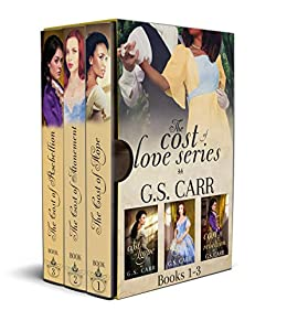 The Cost of Love Boxed Set: Books 1-3 by [Carr, G.S.]