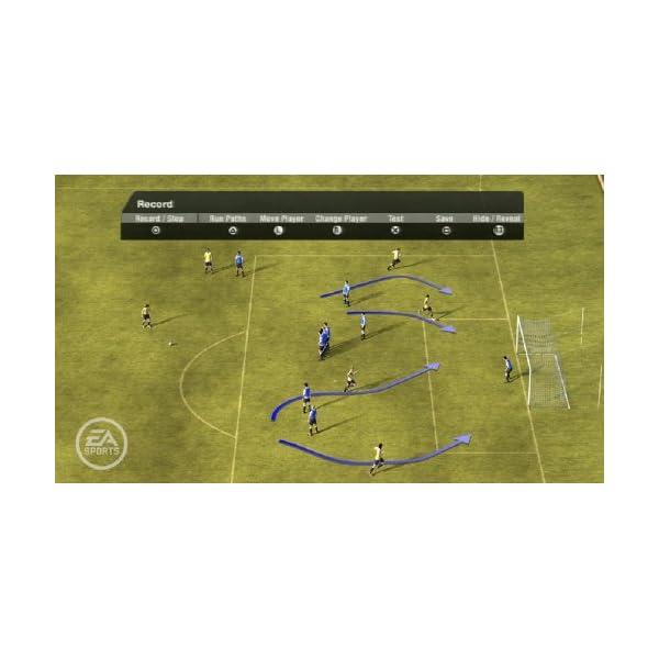 FIFA 10 ワールドクラス サッカー - PS3の紹介画像6