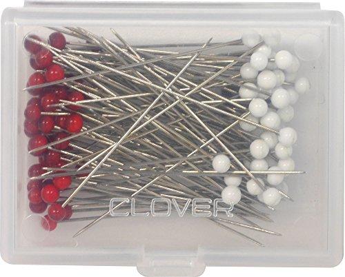 Clover シルク待ち針 耐熱 22-735