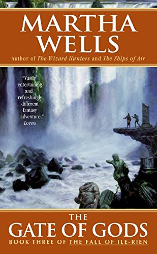 Download The Gate of Gods: Book Three of The Fall of Ile-Rien 0380808005