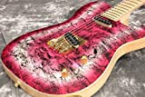 SAITO GUITARS/S-622TLC Fire Quartz 2018