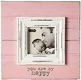 Mud Pie Frame, My Happy/Pink by Mud Pie