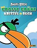 Angry Birds Kritzelbuch 02: Das grosse gruene Kritzelbuch