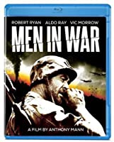 Men in War (1957) [Blu-ray] [Import]