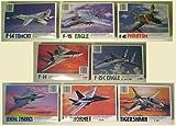 おもちゃ Set of 8 Plastic Model モデル Fighter Jet Model Kits 1/144th scale [並行輸入品]