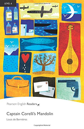 Penguin Readers: Level 6 CAPTAIN CORELLI'S MANDOLIN (Penguin Readers (Graded Readers))の詳細を見る