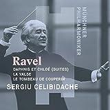 ラヴェル:ダフニスとクロエ(第1組曲、第2組曲)、ラ・ヴァルス、クープランの墓