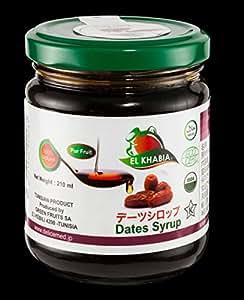 デーツシロップ【チュニジア産Deglet Nour種100%使用】【ハラル認証】 Halal Dates Syrup Deglet Nour Deglet Noor 無添加 無着色 砂糖不使用 植物100%
