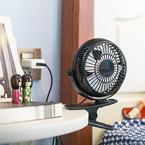 卓上扇風機 クリップ式扇風機 せんぷうき ミニ扇風機 卓上扇風機 USBファン  冷風機 風量2階段調節 クリップ型扇風機 デスク扇風機 オフィス用扇風機 超静音 小型扇風機 ミニファン 持ち便利 コンパクト (クリップ式)