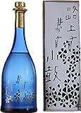 西山酒造場 路上有花 葵(ろじょうはなあり あおい) 純米大吟醸 16?17度 720ml 1本
