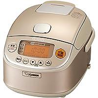 象印 炊飯器 3合 圧力IH式 極め炊き シャンパンゴールド NP-RK05-NZ