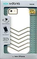 ラスタバナナ X-doria iPhone 5 Case Venue GRY/WH RBX5L01