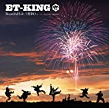 Beautiful Life♪ET-KINGのCDジャケット