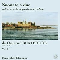 Buxtehude;Sonatas