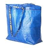 IKEA(イケア) フラクタ キャリーバッグ M ブルー 30161992