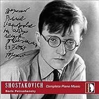 Shostakovich: Piano Music