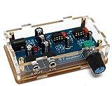 WINGONEERポータブルHIFIヘッドフォンアンプPCBのAMP DIYキット古典的な47 DIYケースのための高品質