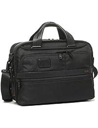 トゥミ メンズ ビジネスバッグ・ブリーフケース アルファ 026120D2 ブラック