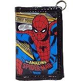 マーベル スパイダーマン チェーン付 財布 (アメコミ) ウォレット キッズ 男の子 プレゼント ギフト