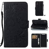 iPhone 6 ケース 手帳型 本革 レザー カバー 財布型 スタンド機能 カードポケット 耐摩擦 耐汚れ 全面保護 人気 アイフォン