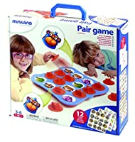 Miniland Pair Game [並行輸入品]