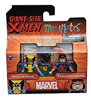 Marvel Minimates Series 68 Giant Size X-Men Wolverine & Thunderbird