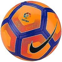 ナイキ(NIKE) ピッチ LA LIGA(5号球) SC2992-5 800 アトミックマンゴー/ブルー 5号