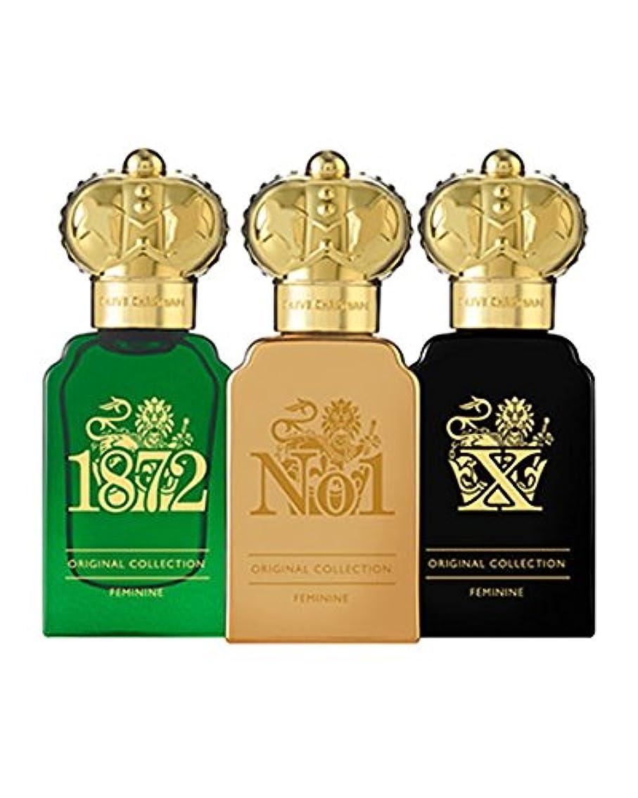 夫婦図時代遅れClive Christian Perfume Set(クライブ クリスチャン パフュームセット) for Women
