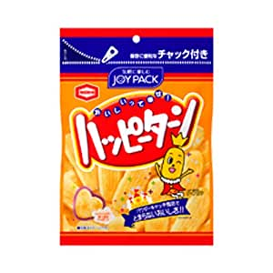 亀田製菓 JOY PACK ハッピーターン 67g