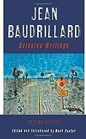 Jean Baudrillard: Selected Writings by POSTER(1905-06-23)