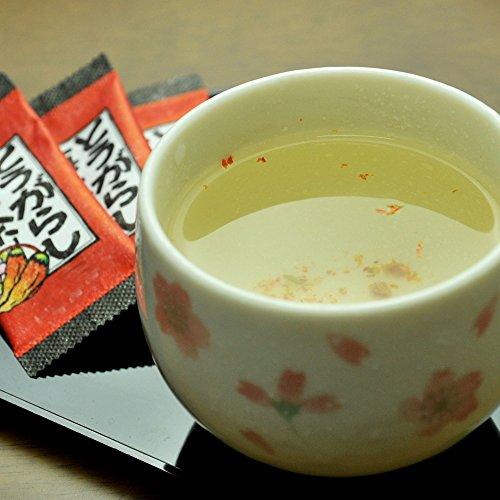 うめ海鮮 とうがらし梅茶 お徳用 72p(24×3入り) [食品&飲料]