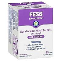 Fess Sinu Cleanse Refills 25 Pack