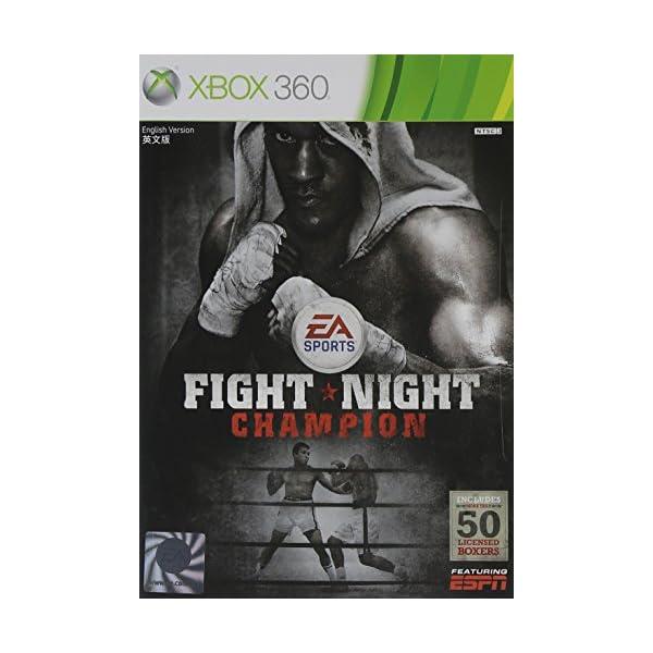 Fight Night Champion (輸入...の商品画像