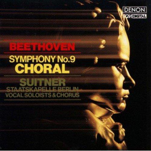 ベートーヴェン:交響曲第9番<合唱>