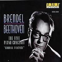 Brendel/ Beethoven The Five Pinao Concertos