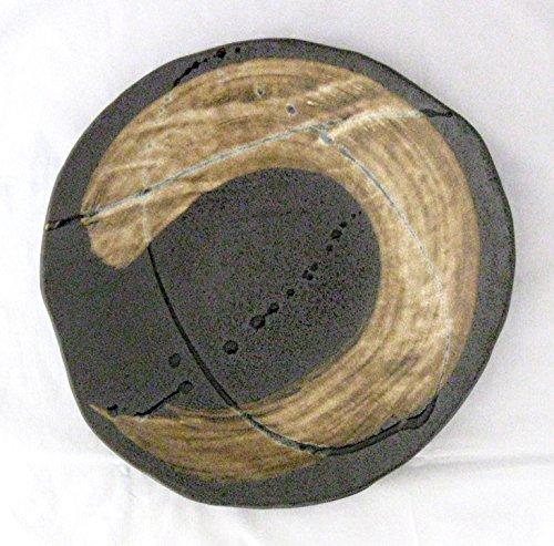 流木27cm変形皿(ネ173-036)