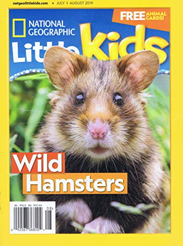 National Geographic Little Kids [US] July - August 2019 (単号)